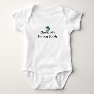 fish_cartoon, Grandad's Fishing Buddy Shirt