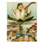 Fish Charmer Postcard