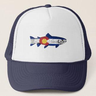 Fish Colorado Trucker Hat
