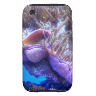 Fish Coral House iPhone 3 Tough Case