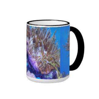 Fish Coral House Coffee Mug