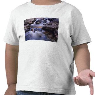 Fish Creek Falls near Steamboat Springs Colorado Tshirts