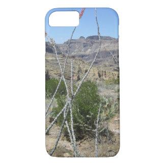 Fish Creek Hill Vista Scene iPhone 7 Case