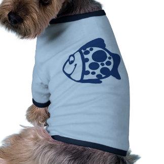 Fish Dog Clothing