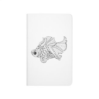 Fish Doodle Journal