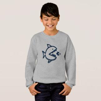 Fish eat Fish Sweatshirt