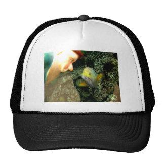 Fish Face Gnome Cap