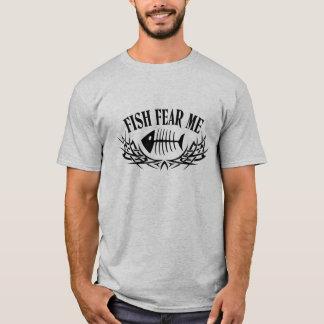Fish Fear Me Tatto T-Shirt