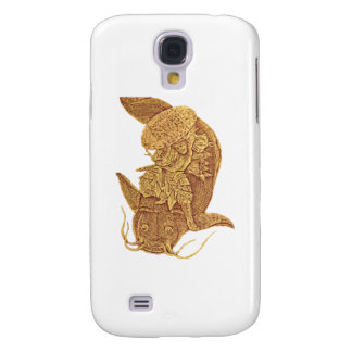 fish fighting galaxy s4 covers