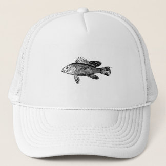 Fish Fisherman Sea Collection Trucker Hat