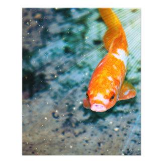 "Fish 4.5"" X 5.6"" Flyer"