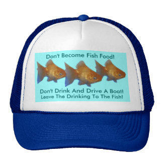 Fish Food Hat
