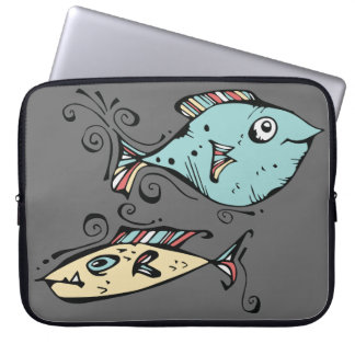 Fish For Gary Laptop Computer Sleeve