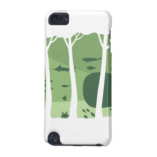 Fish Forest iPod Touch 5G Case