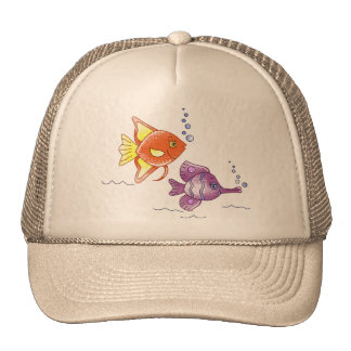 Fish Friends Cap