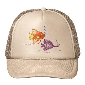Fish Friends Cap