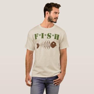 FISH Go Fishing T-Shirt