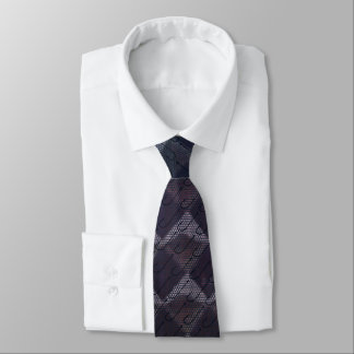 Fish Hook Diamond Tie