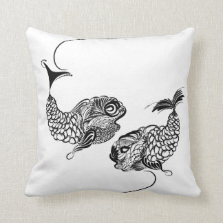 Fish, Horoscope, Zodiac, Pisces Cushion