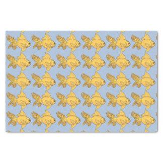 Fish Illustration tissue paper
