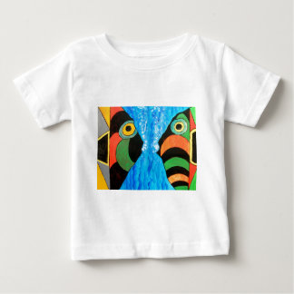 fish in conversation baby T-Shirt