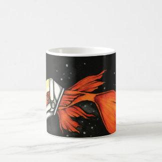 Fish In Space Mug