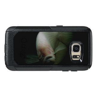 Fish in Tank Portrait OtterBox Samsung Galaxy S7 Case
