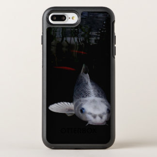 Fish in Tank Portrait OtterBox Symmetry iPhone 7 Plus Case