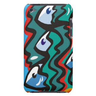 Fish In The Sea iPod Touch Case