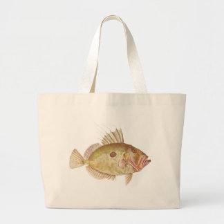Fish - John Dory - Zeus faber Canvas Bag