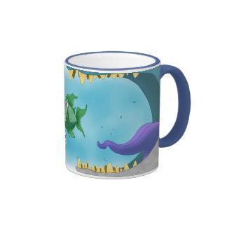 Fish Jokes Ringers Mug