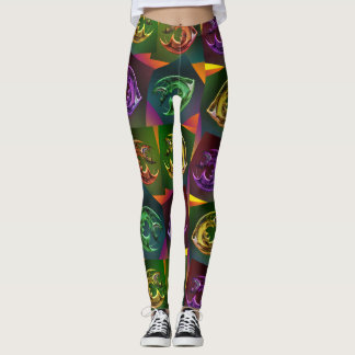 FISH! LEGGINGS