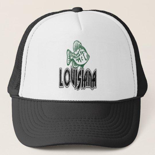 FISH LOUISIANA VINTAGE LOGO CAP