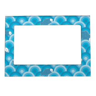 Fish Magnetic Picture Frame