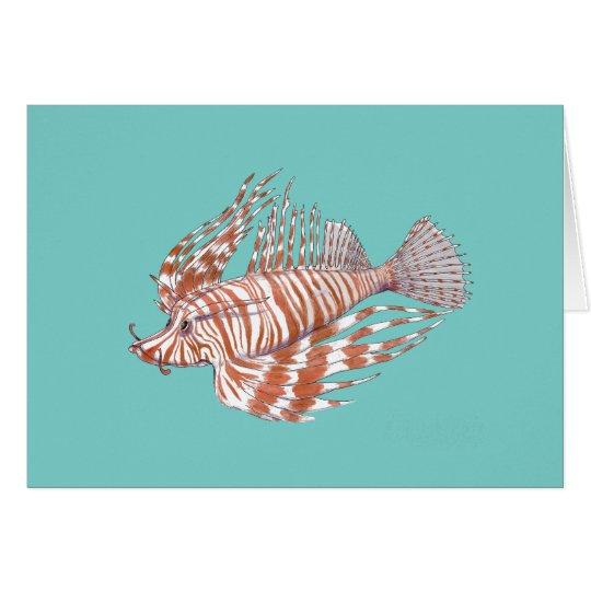Fish Manchu Card
