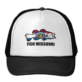 Fish Missouri Cap