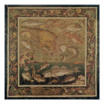 Fish, Molluscs and Crustacea Poster