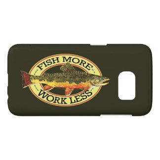 FISH MORE - WORK LESS