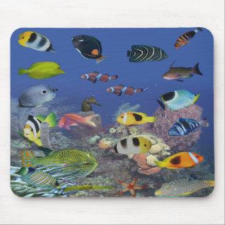 Fish Mousepad 01
