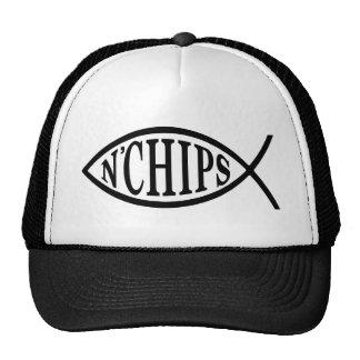 Fish N' Chips Fish Cap