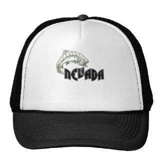 FISH NEVADA VINTAGE LOGO TRUCKER HAT