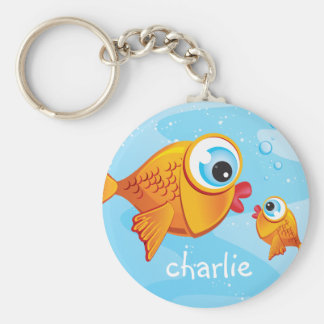 FISH - Olive & Pickle :: Keychains