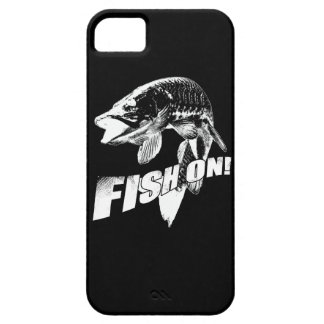 Fish on musky barely there iPhone 5 case
