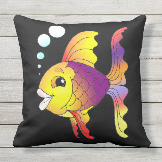 FISH OUTDOOR CUSHION
