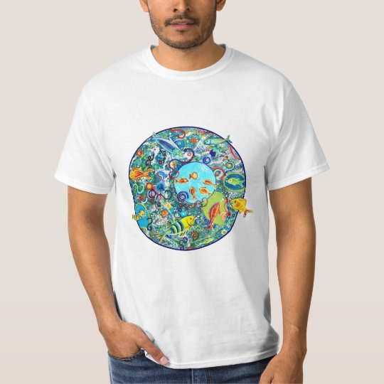 Fish Party T shirt