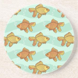 Fish-pattern Coaster