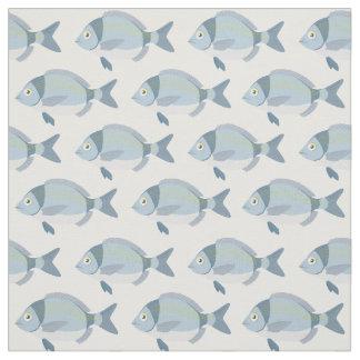 Fish Pattern fabric