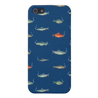 Fish Pattern iPhone 5/5S Case