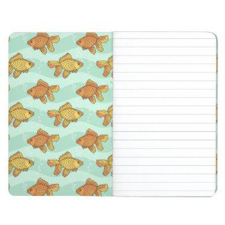 Fish-pattern Journals