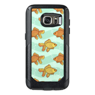 Fish-pattern OtterBox Samsung Galaxy S7 Case